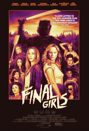 The Final Girls - Movie Poster (thumbnail)