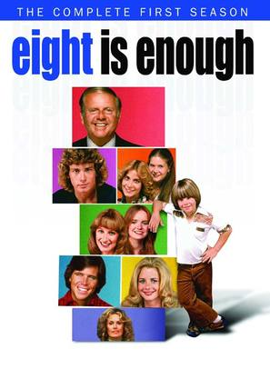 """Eight Is Enough"" - DVD movie cover (thumbnail)"