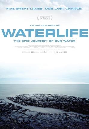 Waterlife - Canadian Movie Poster (thumbnail)