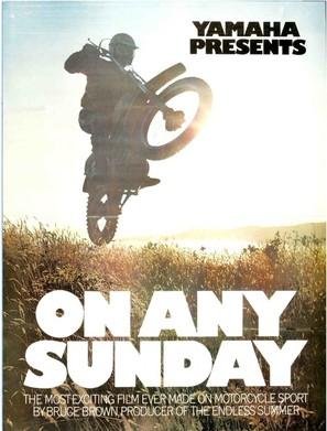 On Any Sunday - Movie Poster (thumbnail)