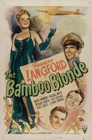 The Bamboo Blonde - Movie Poster (thumbnail)