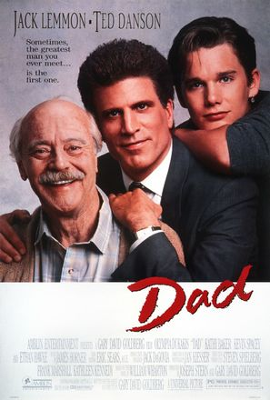 Dad - Movie Poster (thumbnail)