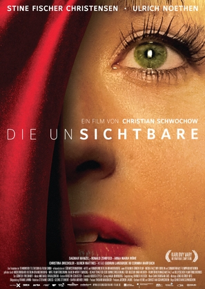 Die Unsichtbare - German Movie Poster (thumbnail)