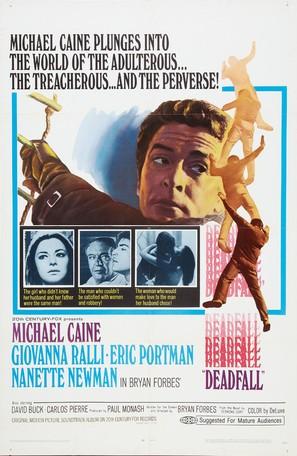 Deadfall - Movie Poster (thumbnail)