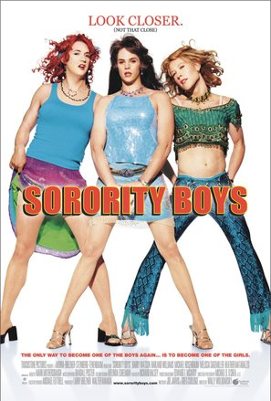 Sorority Boys - Movie Poster (thumbnail)