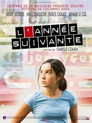 L'annèe suivante - French poster (thumbnail)