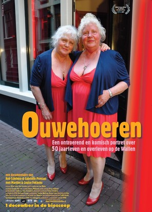 Ouwehoeren - Dutch Movie Poster (thumbnail)