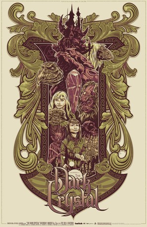 The Dark Crystal - Canadian Homage movie poster (thumbnail)