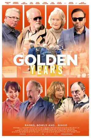 Golden Years - British Movie Poster (thumbnail)