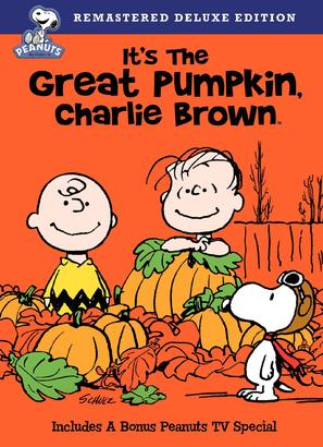 It's the Great Pumpkin, Charlie Brown - DVD movie cover (thumbnail)