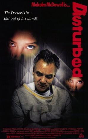Disturbed - Movie Poster (thumbnail)