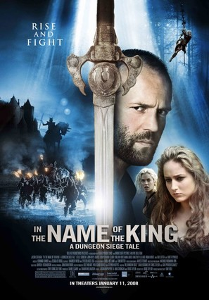 In the Name of the King - Movie Poster (thumbnail)