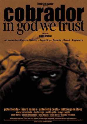 Cobrador: In God We Trust - Mexican Movie Poster (thumbnail)