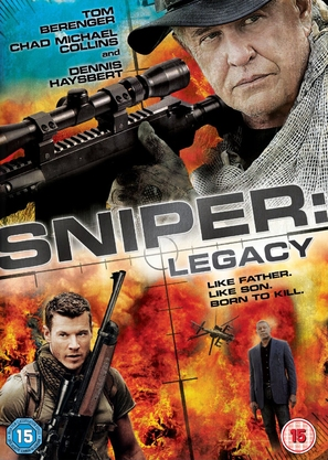 Sniper: Legacy - Movie Cover (thumbnail)
