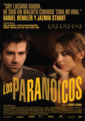 Paranoicos, Los - Argentinian Movie Poster (thumbnail)