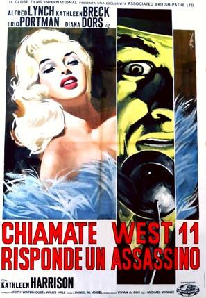 West 11 - Italian Movie Poster (thumbnail)