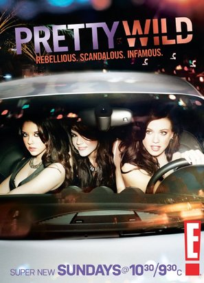 """""""Pretty Wild"""" - Movie Poster (thumbnail)"""