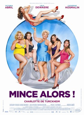 Mince alors! - French Movie Poster (thumbnail)