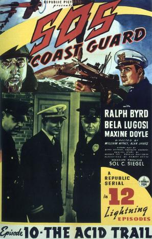 S.O.S. Coast Guard - Movie Poster (thumbnail)