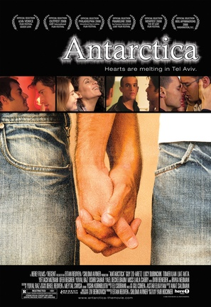Antarctica - Movie Poster (thumbnail)