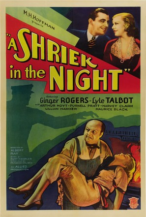 A Shriek in the Night - Movie Poster (thumbnail)