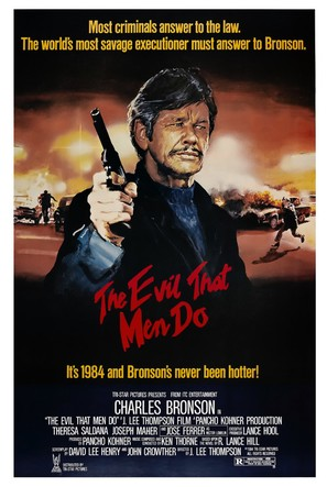 The Evil That Men Do - Theatrical poster (thumbnail)
