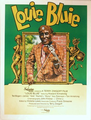Louie Bluie - Movie Poster (thumbnail)