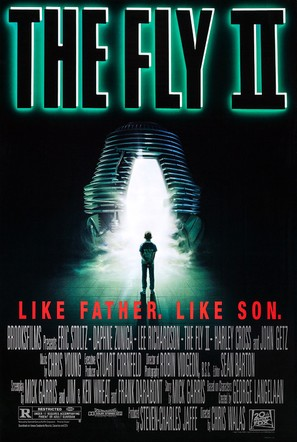 The Fly II - Movie Poster (thumbnail)