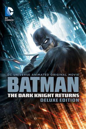 Batman: The Dark Knight Returns - Movie Cover (thumbnail)