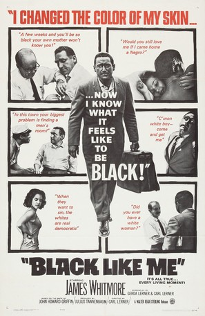 Black Like Me - Movie Poster (thumbnail)