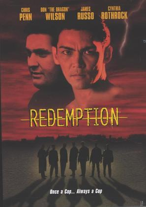 Redemption - DVD cover (thumbnail)