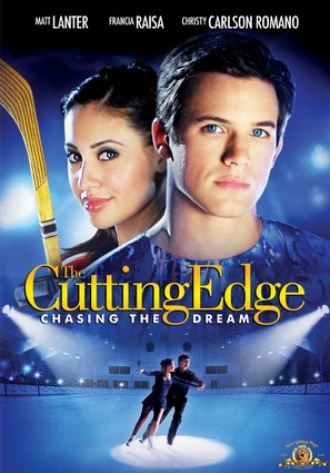 The Cutting Edge 3: Chasing the Dream - DVD cover (thumbnail)