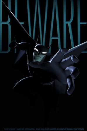 """Beware the Batman"" - Movie Poster (thumbnail)"