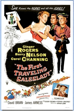 The First Traveling Saleslady - Movie Poster (thumbnail)