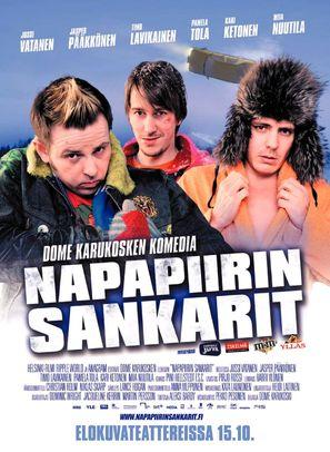 Napapiirin sankarit - Finnish Movie Poster (thumbnail)
