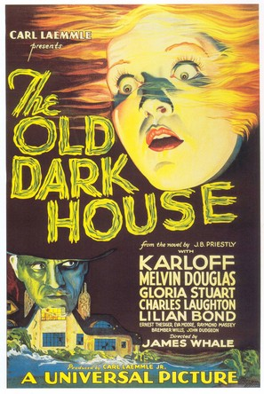 The Old Dark House - Movie Poster (thumbnail)