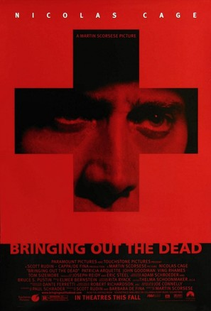 Bringing Out The Dead - Movie Poster (thumbnail)
