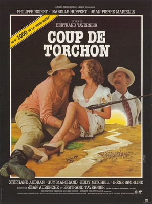 Coup de torchon - French Movie Poster (thumbnail)