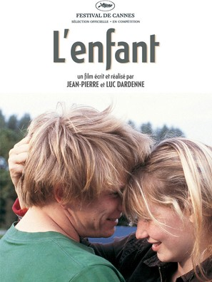 L'enfant - French Movie Poster (thumbnail)
