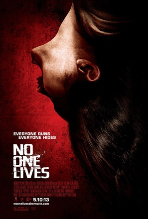 No One Lives - Movie Poster (thumbnail)