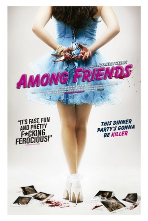 Among Friends - Movie Poster (thumbnail)