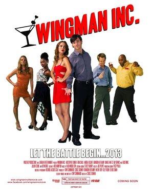 Wingman Inc. - Movie Poster (thumbnail)