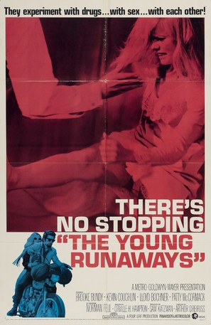The Young Runaways - Movie Poster (thumbnail)