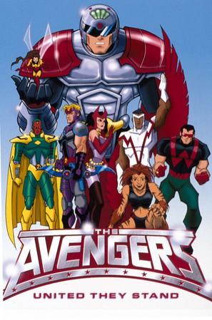 """Avengers"" - Movie Poster (thumbnail)"