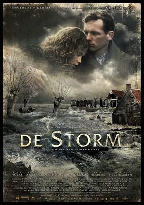 De storm - Dutch Movie Poster (thumbnail)
