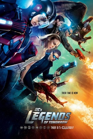 """DC's Legends of Tomorrow"" - Movie Poster (thumbnail)"