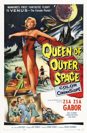 Queen of Outer Space - Movie Poster (thumbnail)