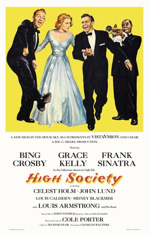 High Society - Movie Poster (thumbnail)