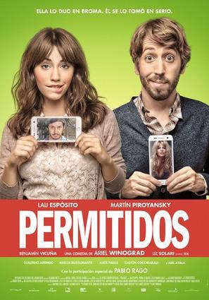 Permitidos - Argentinian Movie Poster (thumbnail)