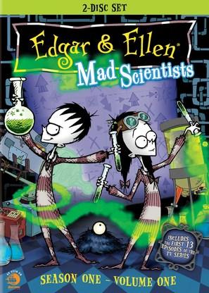 """""""Edgar & Ellen"""" - DVD movie cover (thumbnail)"""